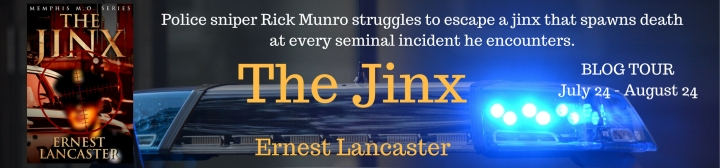 The Jinx Blog Tour banner